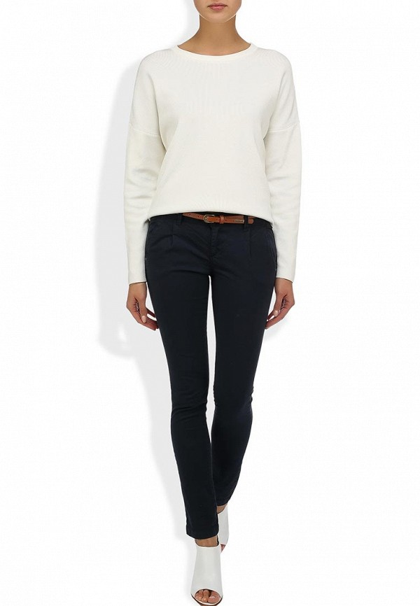 Женские повседневные брюки Alcott PA1676DO  C230 BLUE: изображение 6