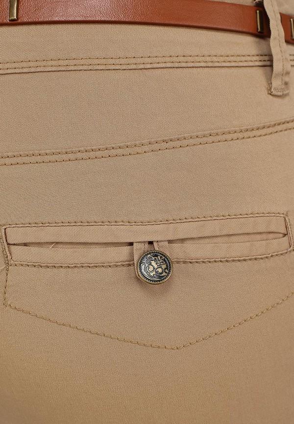 Женские повседневные брюки Alcott PA1676DO  C581 BEIGE: изображение 4