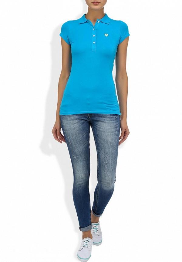 Зауженные джинсы Alcott 5T2132DOM C218 BLUNAVY: изображение 6