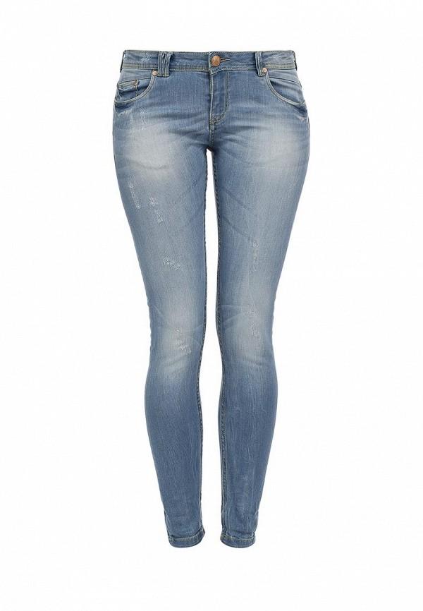 Зауженные джинсы Alcott 5T2132DOL C293 AZZURRE: изображение 2