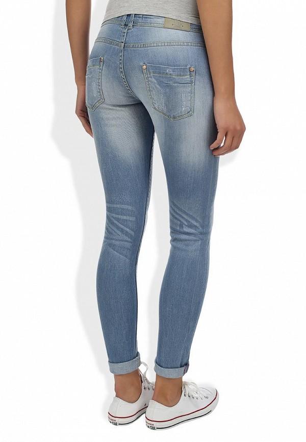 Зауженные джинсы Alcott 5T2132DOL C293 AZZURRE: изображение 8