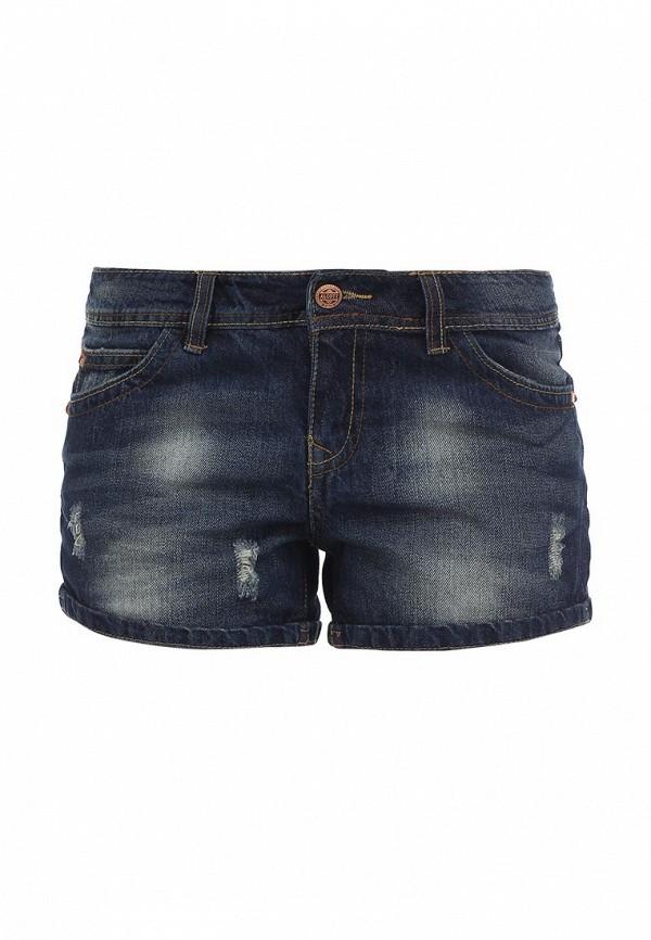 Женские джинсовые шорты Alcott SH1555DOL988 C214 BLUNAVY: изображение 2