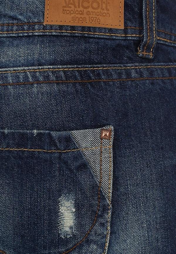 Женские джинсовые шорты Alcott SH1555DOL988 C214 BLUNAVY: изображение 4
