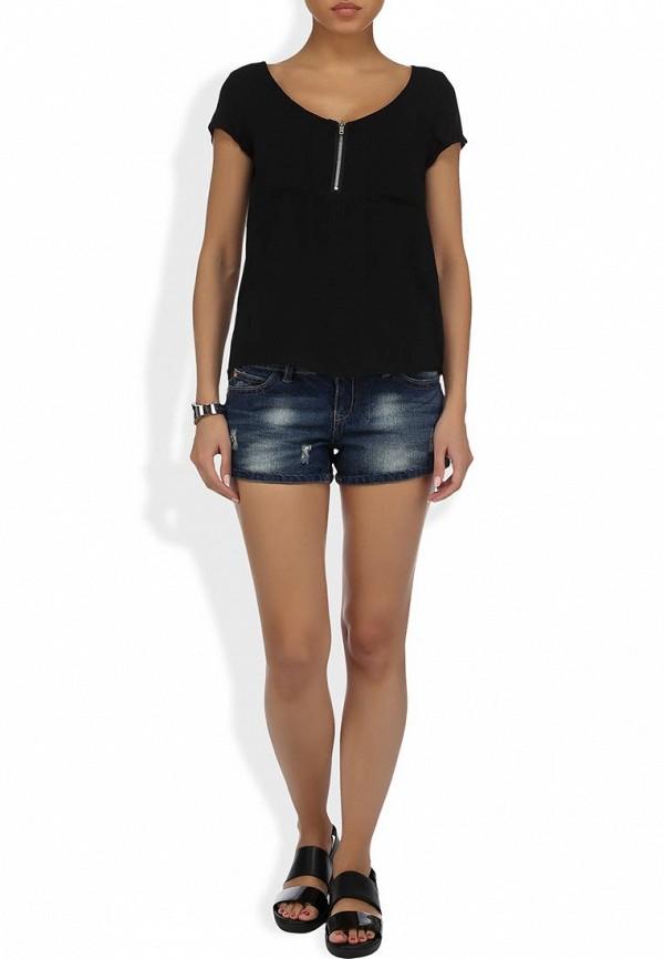 Женские джинсовые шорты Alcott SH1555DOL988 C214 BLUNAVY: изображение 6