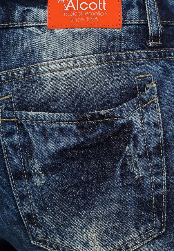 Женские джинсовые шорты Alcott SH2084DOL966 C218 BLUNAVY: изображение 4