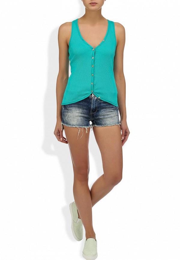 Женские джинсовые шорты Alcott SH2084DOL966 C218 BLUNAVY: изображение 6