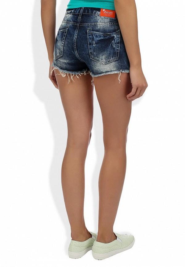Женские джинсовые шорты Alcott SH2084DOL966 C218 BLUNAVY: изображение 8