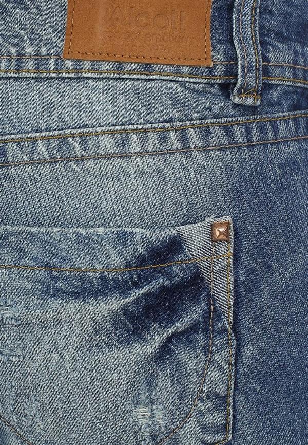 Женские джинсовые шорты Alcott SH1555DOL990 C218 BLUNAVY: изображение 4