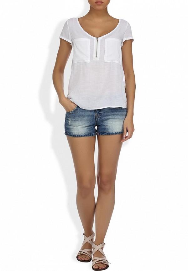 Женские джинсовые шорты Alcott SH1555DOL990 C218 BLUNAVY: изображение 6