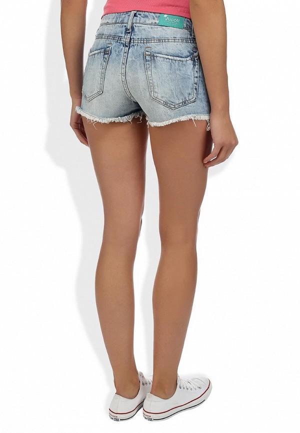 Женские джинсовые шорты Alcott SH2084DOL965 C284 AZZURRE: изображение 8