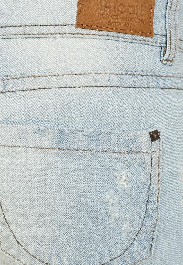 Женские шорты Alcott SH1555DOL989 C293 AZZURRE: изображение 2