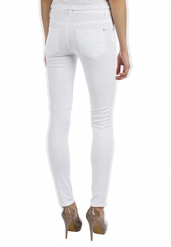 Зауженные джинсы Alcott 5C1536DO C099 WHITE: изображение 4