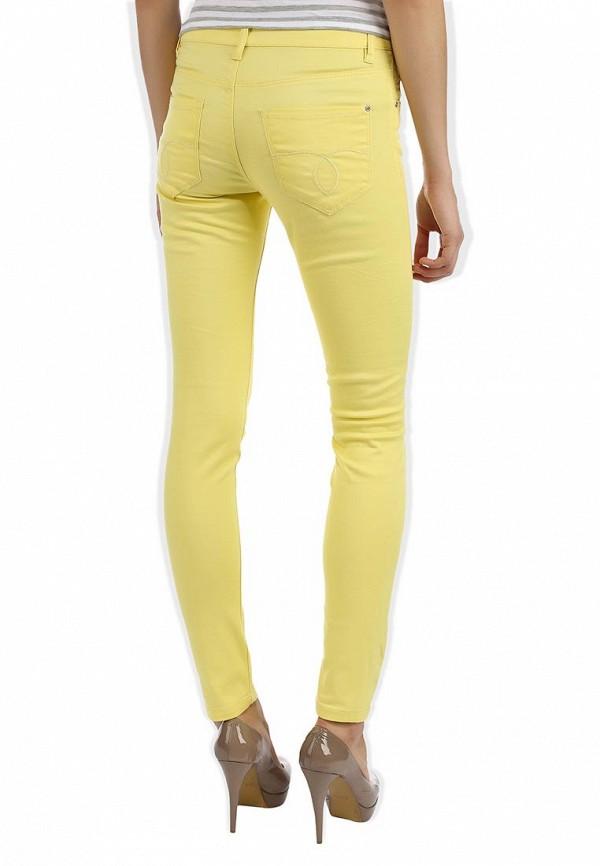 Зауженные джинсы Alcott 5C1536DO C782 YELLOW: изображение 3