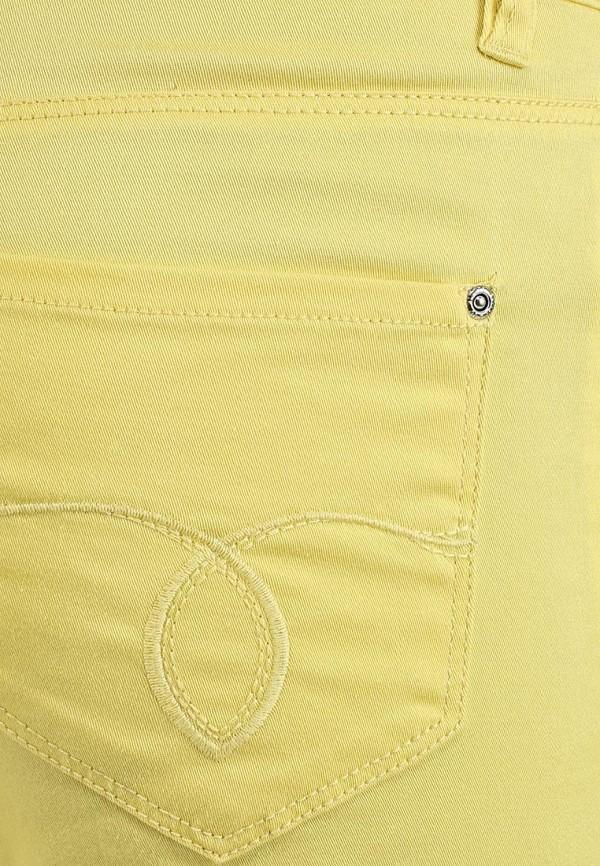 Зауженные джинсы Alcott 5C1536DO C782 YELLOW: изображение 5