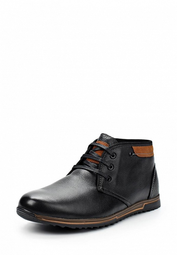 Мужские ботинки Alesio Nesca for Kari 26141334: изображение 2