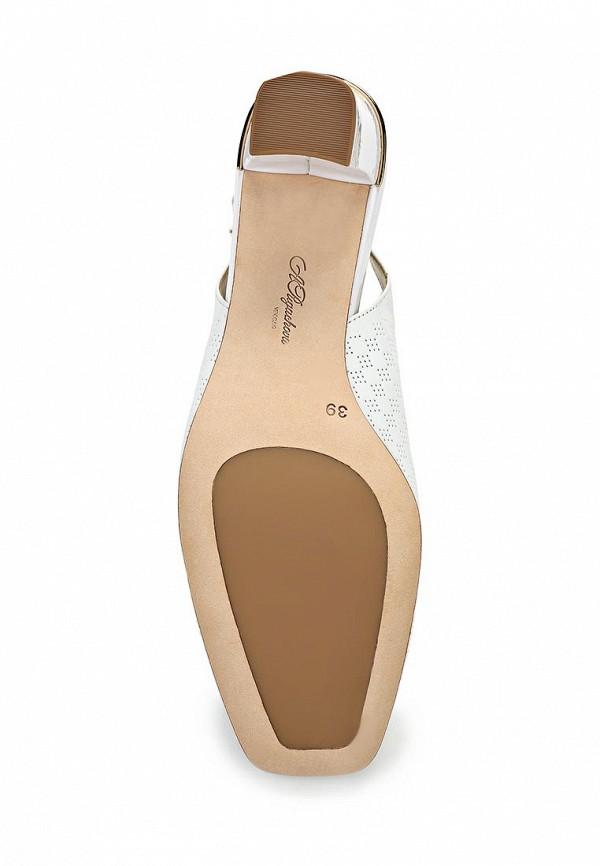 Босоножки на каблуке ALLA PUGACHOVA by Эконика AP1256-05 white-14L: изображение 3
