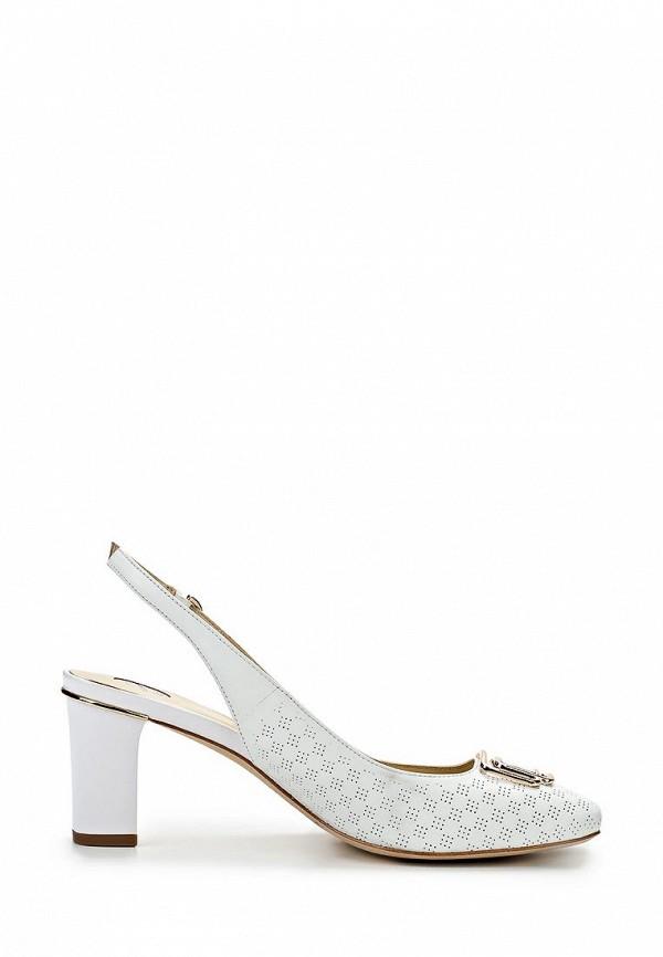 Босоножки на каблуке ALLA PUGACHOVA by Эконика AP1256-05 white-14L: изображение 5