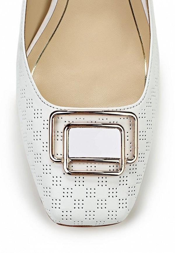 Босоножки на каблуке ALLA PUGACHOVA by Эконика AP1256-05 white-14L: изображение 6