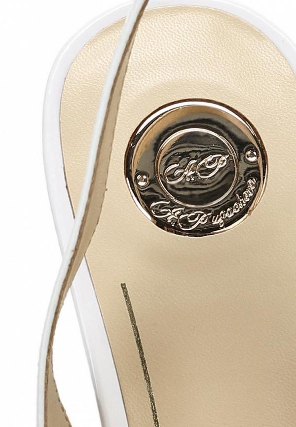Босоножки на каблуке ALLA PUGACHOVA by Эконика AP1256-05 white-14L: изображение 7