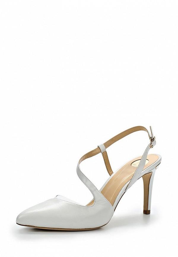 Босоножки на каблуке ALLA PUGACHOVA by Эконика AP1998-02 white-14L: изображение 2