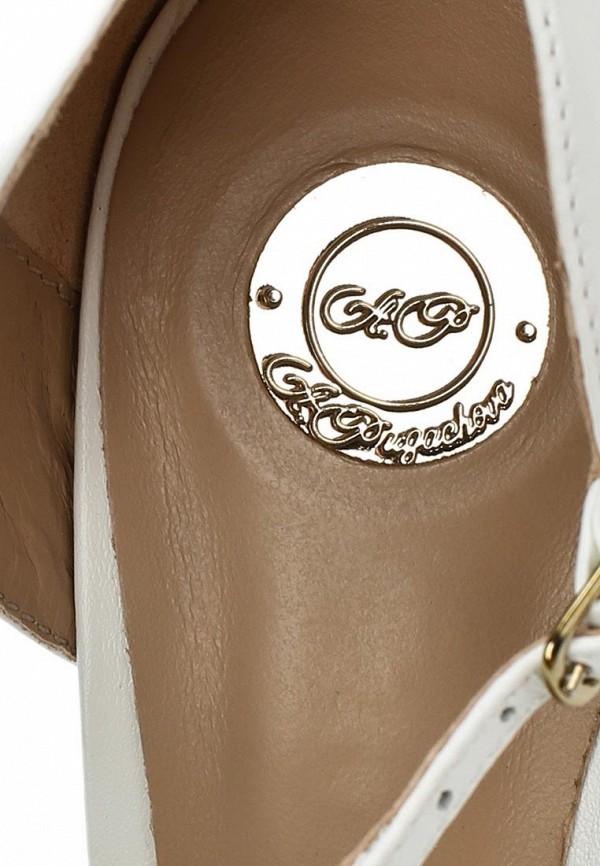 Босоножки на каблуке ALLA PUGACHOVA by Эконика AP2358-02 branco-14L: изображение 13