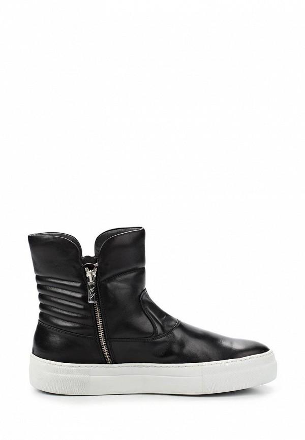 Мужские ботинки Alberto Guardiani SU69481A: изображение 4