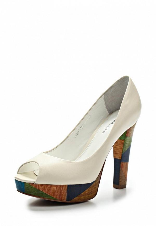 Туфли на каблуке Alba 1130-5-6202/69: изображение 1