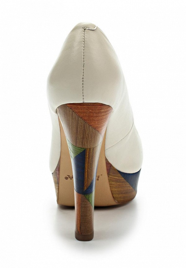 Туфли на каблуке Alba 1130-5-6202/69: изображение 2