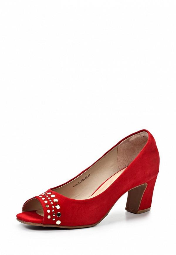 Туфли на каблуке Alba 1140-5-0401/04: изображение 1