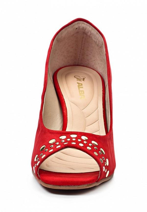 Туфли на каблуке Alba 1140-5-0401/04: изображение 4