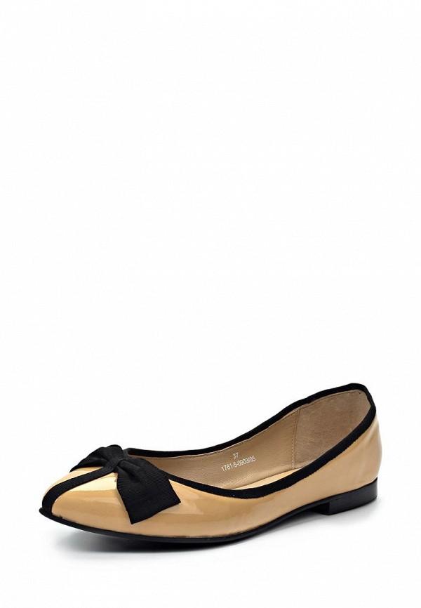 Женские балетки Alba 1761-5-0903/05: изображение 1