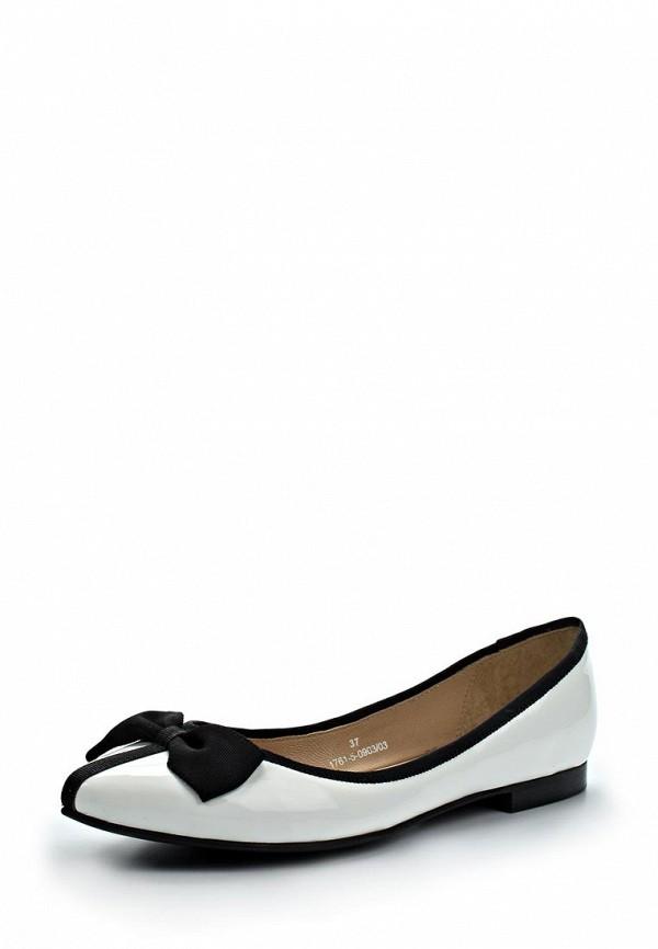 Туфли на плоской подошве Alba 1761-5-0903/03: изображение 1