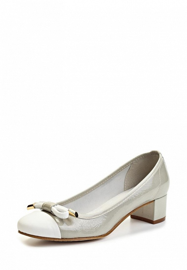 Туфли на каблуке Alba 1840-5-0401/03: изображение 1