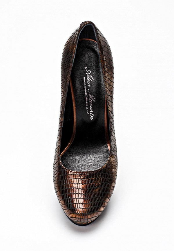 Туфли на каблуке Alex Mazurin 901: изображение 5