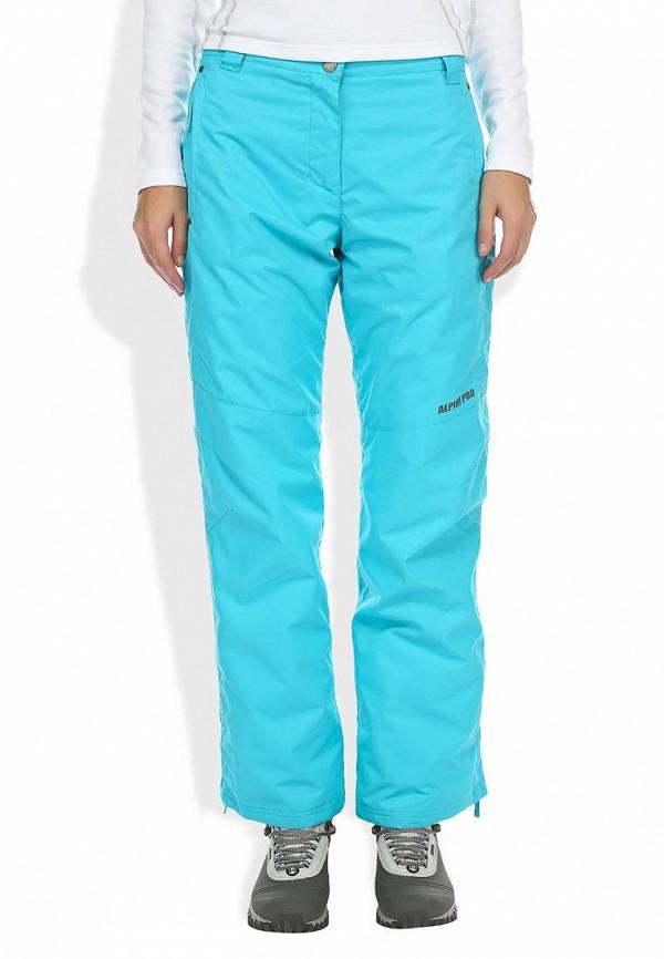 Женские утепленные брюки Alpine Pro LPAB037: изображение 1
