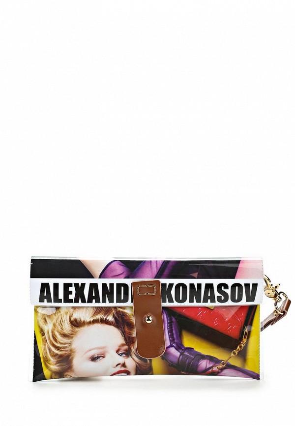 Клатч ALEXANDER KONASOV 1001090: изображение 2