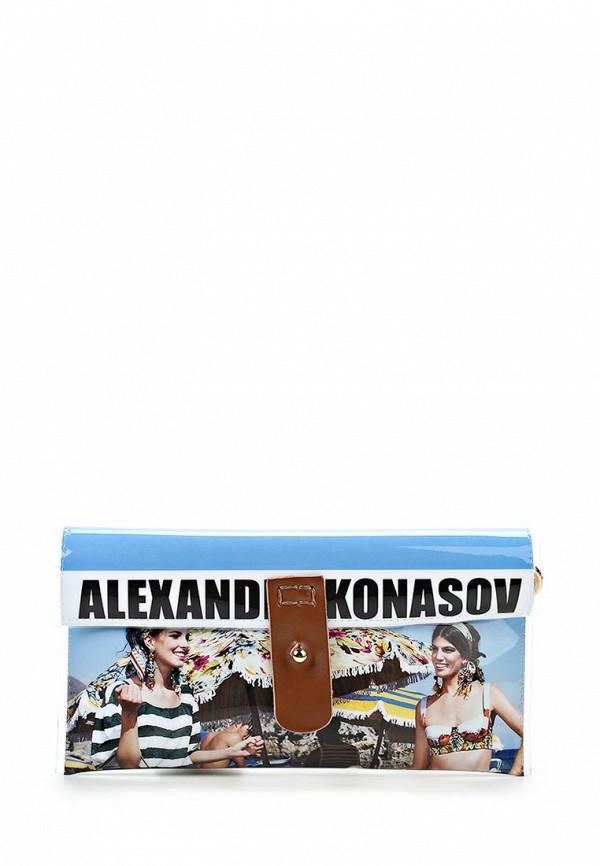 Клатч ALEXANDER KONASOV 1001091: изображение 1
