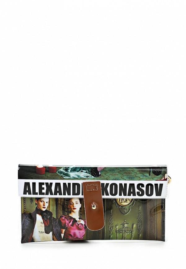 Клатч ALEXANDER KONASOV 1001092: изображение 1
