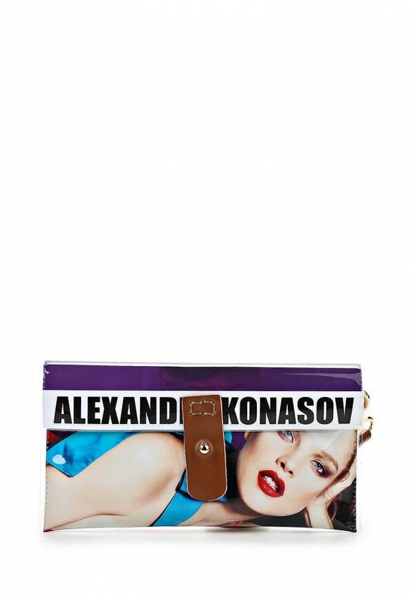 Клатч ALEXANDER KONASOV 1001089: изображение 1