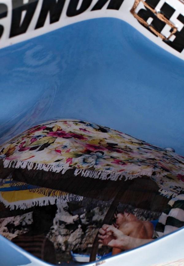 Кожаная сумка ALEXANDER KONASOV 1001091: изображение 5