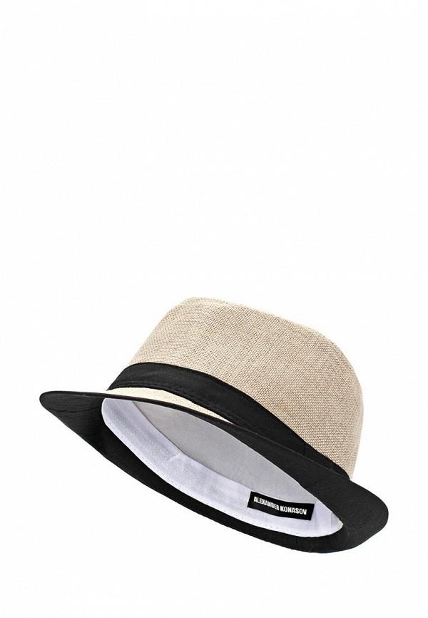 Шляпа ALEXANDER KONASOV 8001779: изображение 5