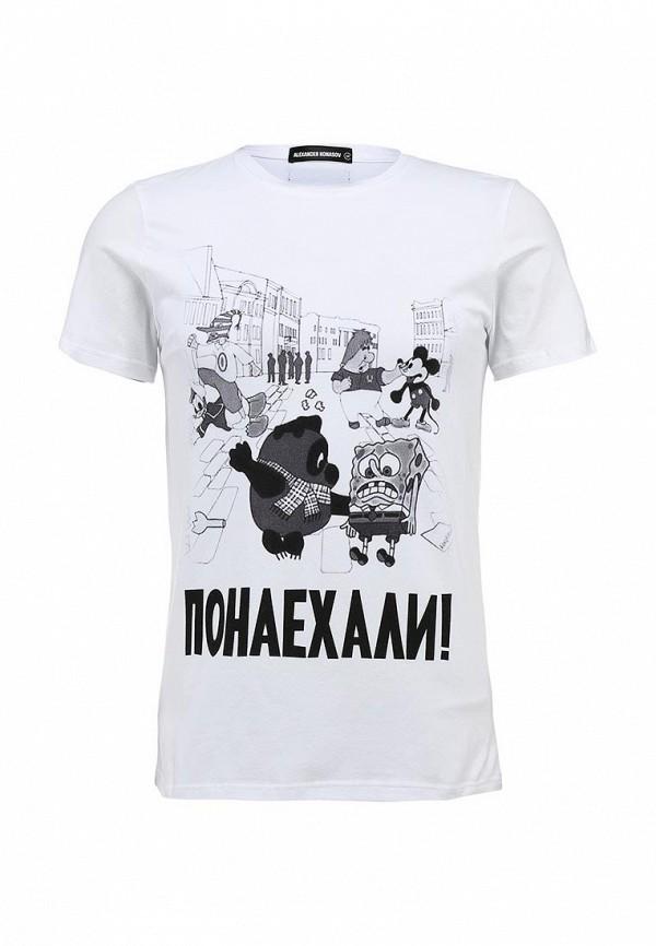 Футболка ALEXANDER KONASOV 1001512: изображение 1