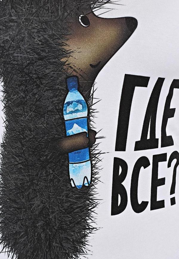Футболка с надписями ALEXANDER KONASOV 1000502: изображение 5