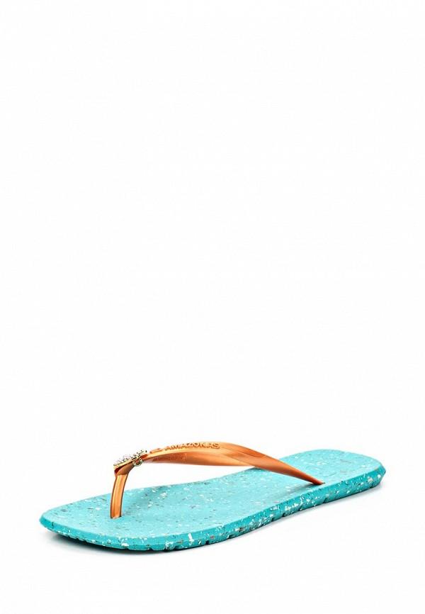 Женские сланцы Amazonas Sandals 720001/85/58: изображение 2