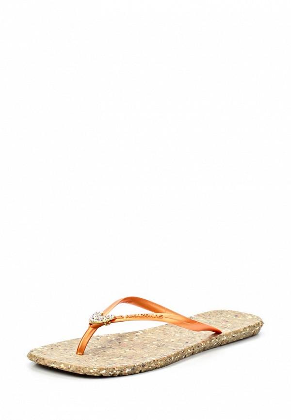 Женские сланцы Amazonas Sandals 7200010/19/58: изображение 2