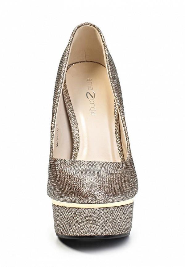 Туфли на каблуке Amazonga 144-2701-01-33: изображение 4