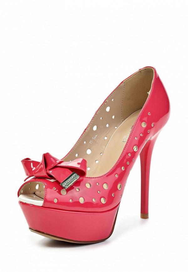 Туфли на платформе Amazonga 15-1602-01-15: изображение 1