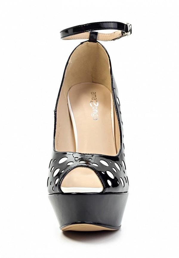 Туфли на платформе Amazonga 15-1605-01-1: изображение 4