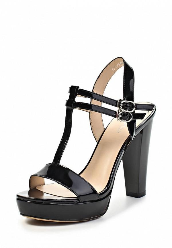 Босоножки на каблуке Amazonga 15-2901-01-1: изображение 1