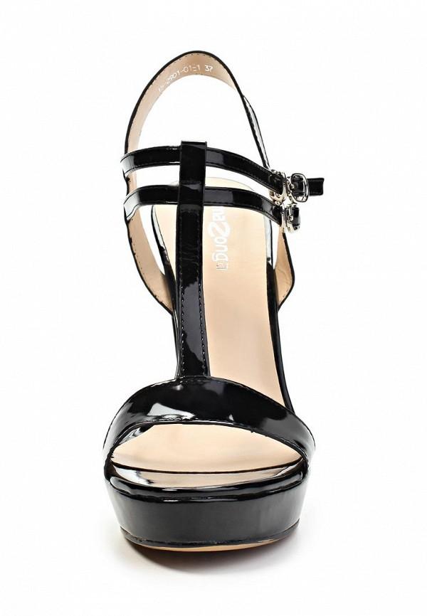 Босоножки на каблуке Amazonga 15-2901-01-1: изображение 3